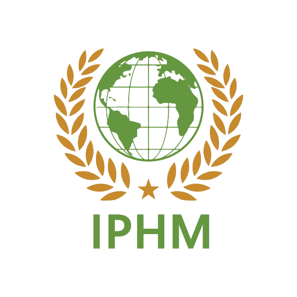 IPHm logo for our free beauty courses